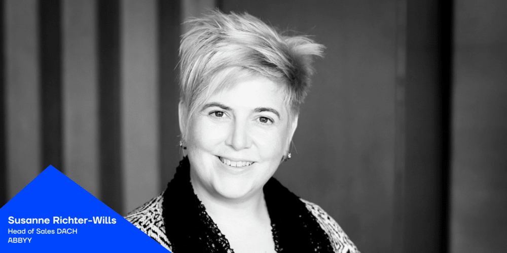Blogbeitragsbild JAD Susanne Richter-Wills von ABBYY