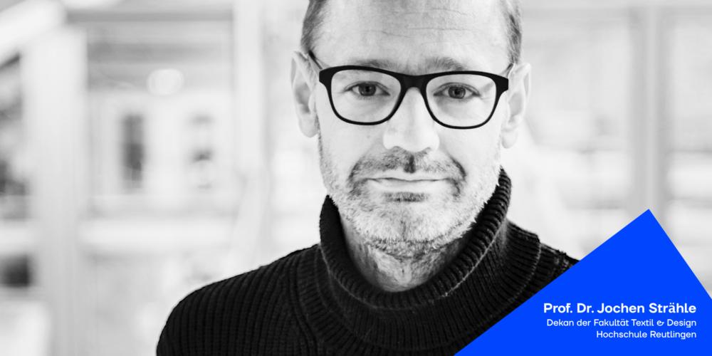 Prof. Dr. Strähle zu Gast beim Podcast just add digital