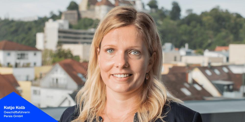 Katja Kolb Geschäftsführerin Persis GmbH über Digitalisierung im HR-Bereich