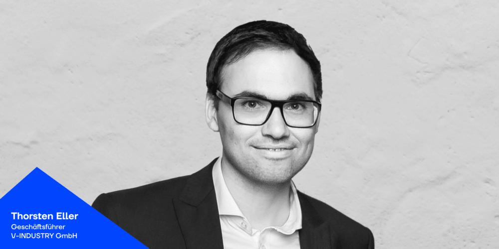 Thorsten Eller von V-INDUSTRY über Sharing Economy im Just add digital Podcast